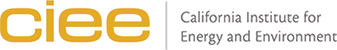 California Institute for Energy and Environment logo